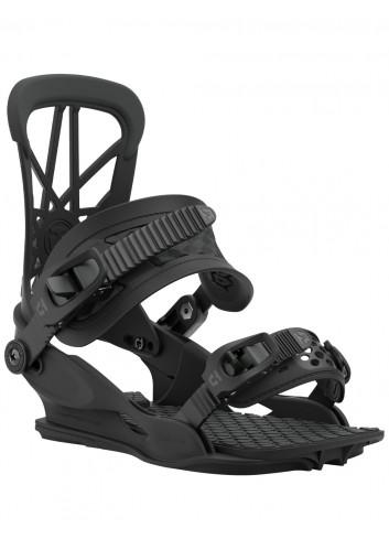Wiązania snowboardowe Union Flite Pro Black