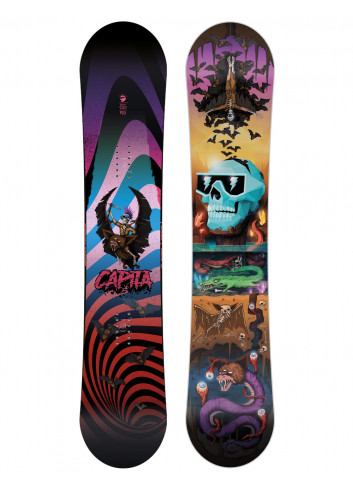 Deska snowboardowa Capita Scott Stevens Pro 153 CM