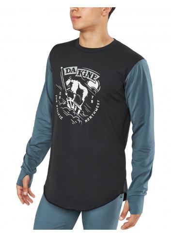 Męska koszulka termoaktywna DAKINE KICKBACK DARK SLATE