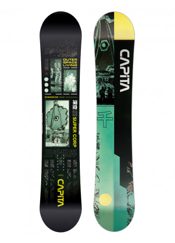 Deska snowboardowa Capita Outerspace Living Wide
