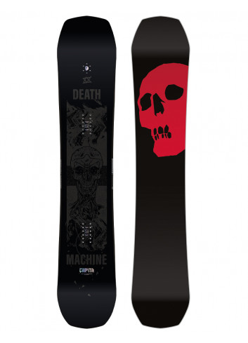 Deska snowboardowa Capita Black Snowboard Of Death Wide