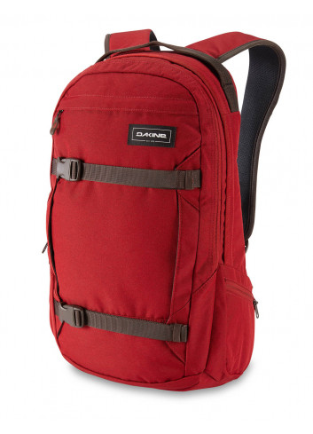 Plecak DAKINE MISSION 25L deep red
