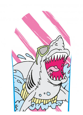 Deska snowboardowa Capita Party Shark