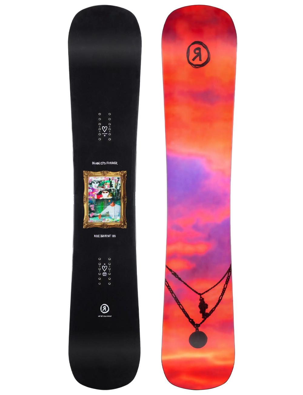 Deska snowboardowa Ride Burnout