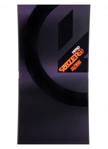 Zestaw Nitro Sub Zero 152 + Ride LS L