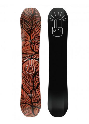 Deska snowboardowa Bataleon Push UP, egzemplarz powystawowy