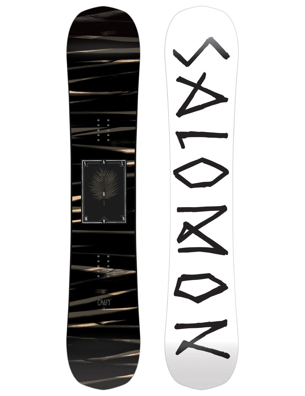 Deska snowboardowa Salomon Craft, egzemplarz powystawowy