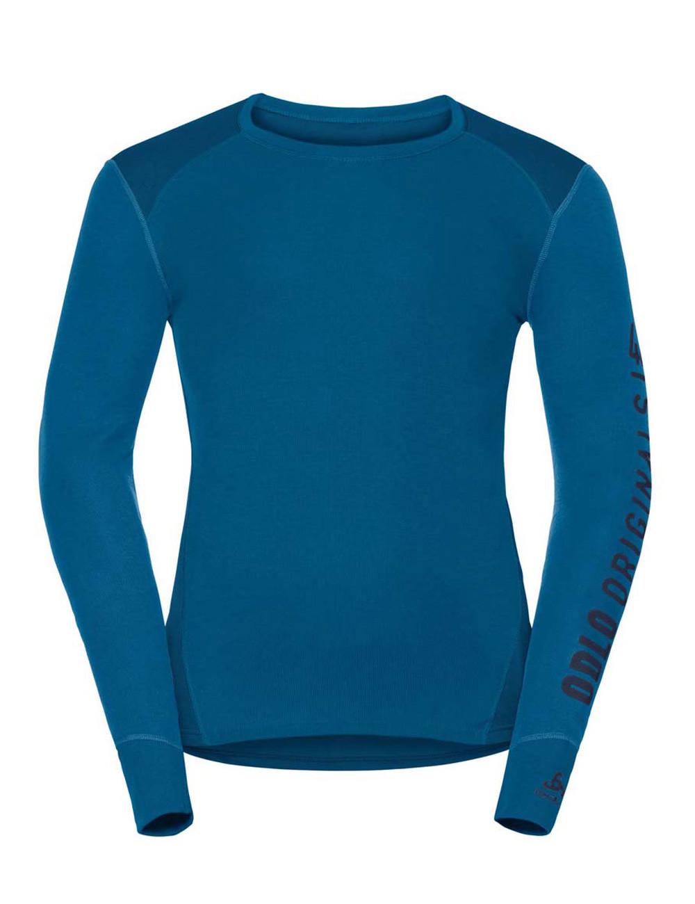Koszulka termoaktywna męska ODLO REVELSTOKE WARM