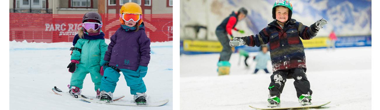 snowboard dla dzieci deska snowboardowa