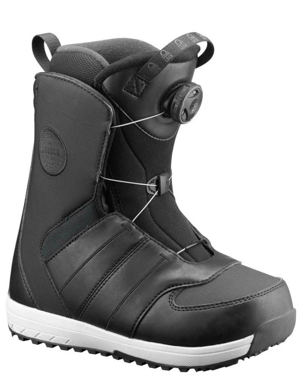 buty snowboardowe dla dzieci salomon boa